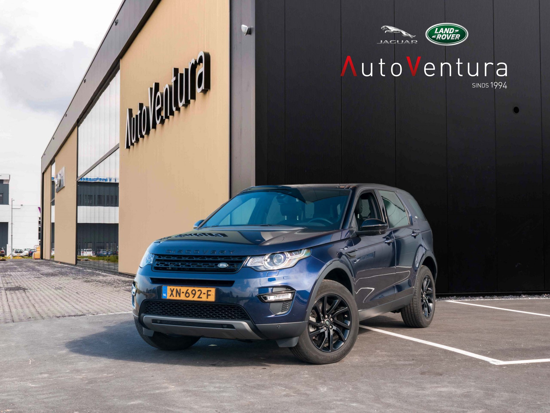 Land Rover Discovery Sport 2.0 TD4 SE