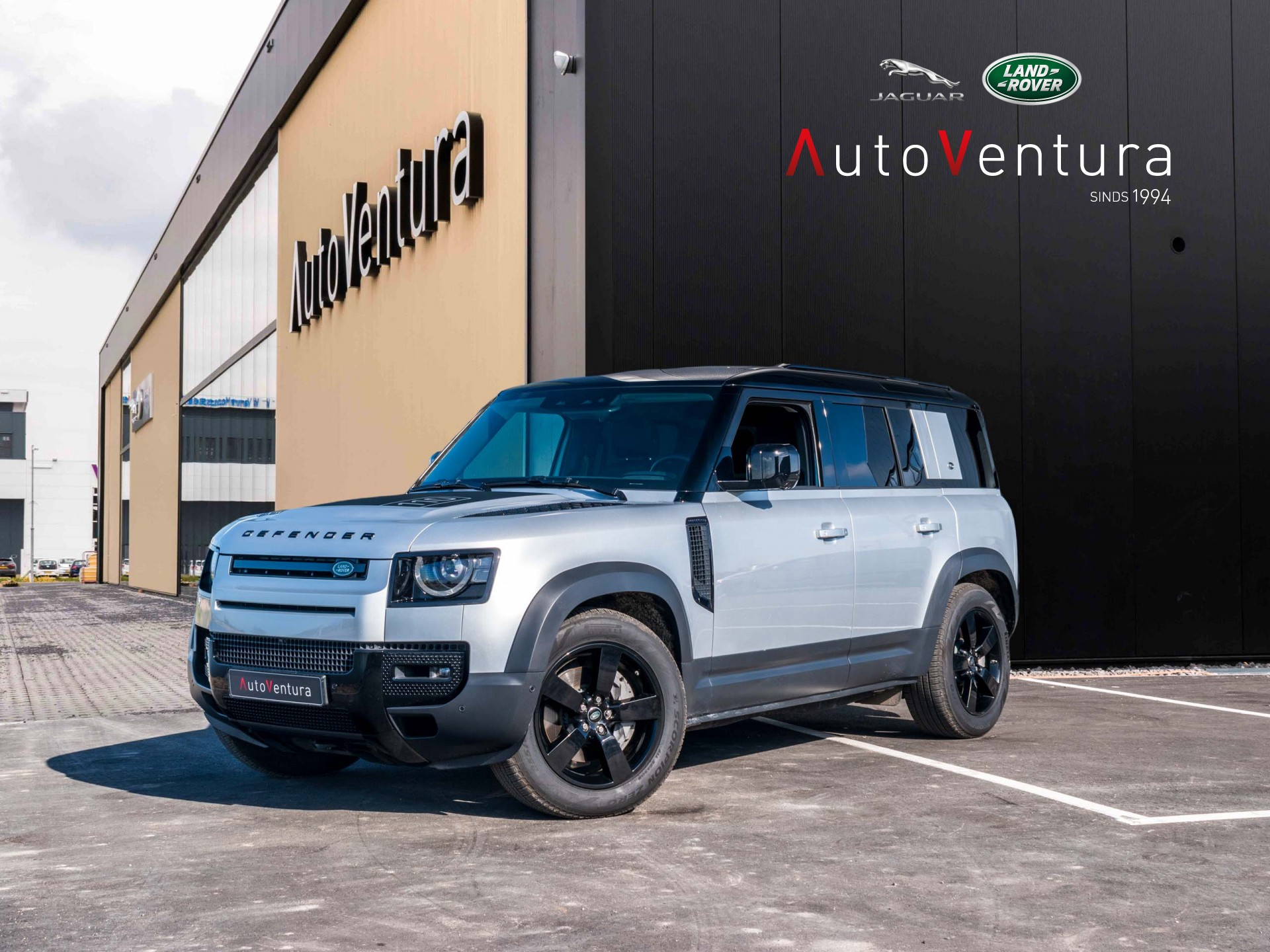 Land Rover Defender 3.0 P400 110 First Edition