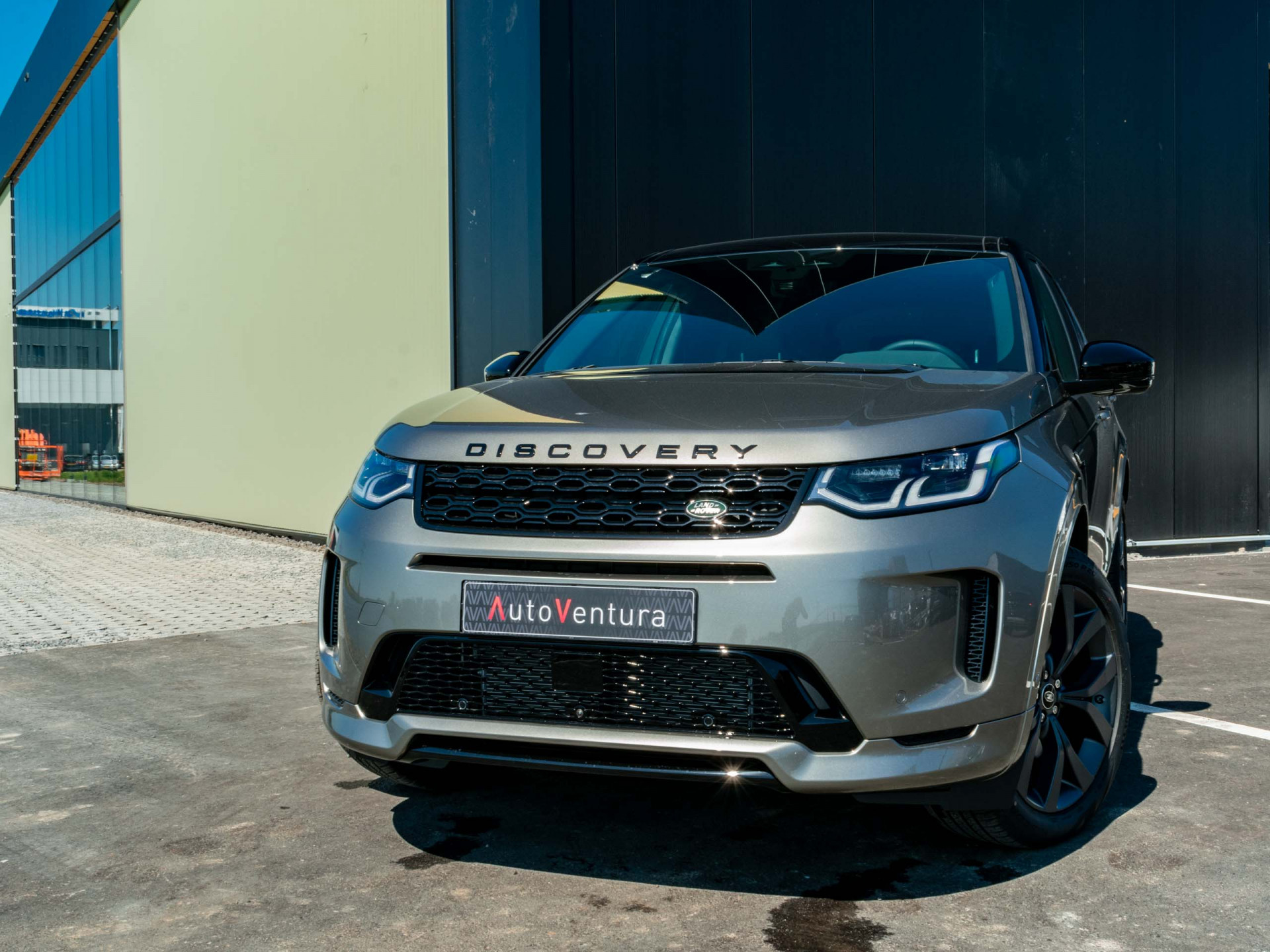 Land Rover Discovery Sport P300e 2.0 R-Dynamic SE